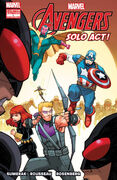 Avengers Solo Act Presented by Disney Child Life Vol 1 1