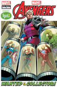 Avengers Wanted by the Collector Vol 1 1