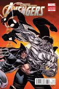Avengers X-Sanction Vol 1 4