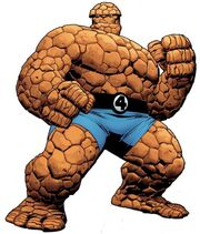 Benjamin Grimm (Earth-616) from Heroic Age Advertisement