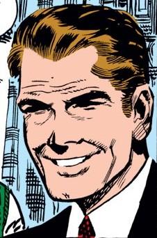 Bill Carter (Earth-616)
