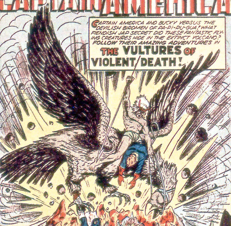 Birdmen of Pa-Pi-Ru-Gua (Earth-616)
