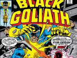 Black Goliath Vol 1 2