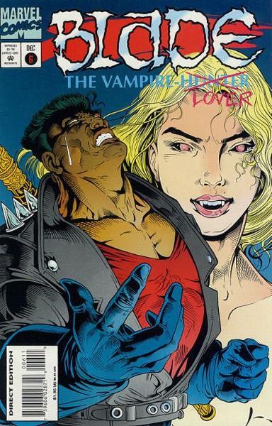 Blade: The Vampire-Hunter Vol 1 6