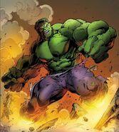 Bruce Banner (Earth-616) from Avengers Assemble Vol 2 6 001