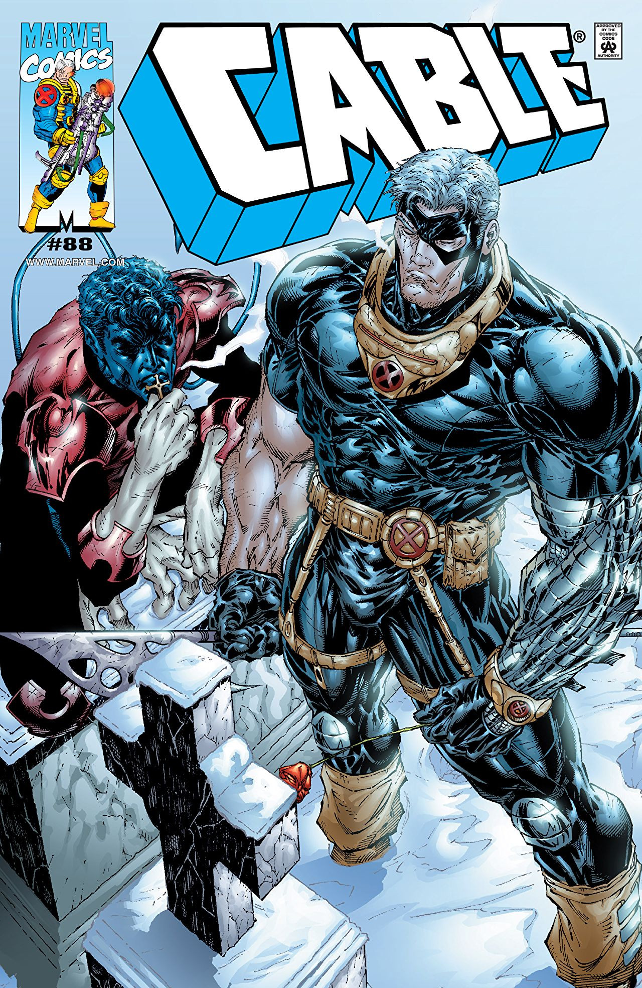 Cable Vol 1 88