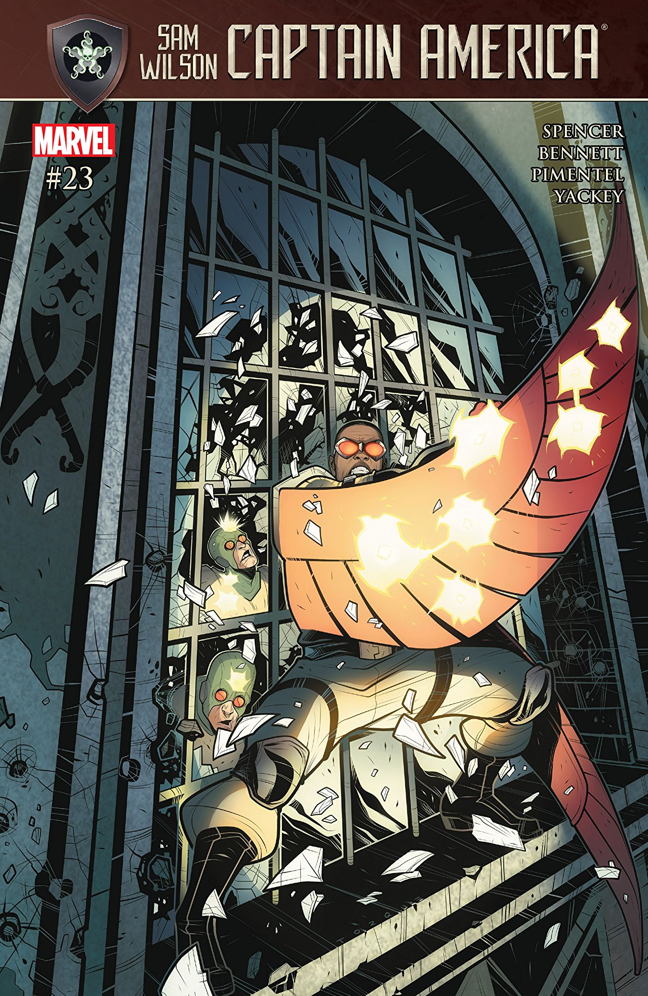 Captain America: Sam Wilson Vol 1 23