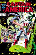 Captain America Vol 1 301