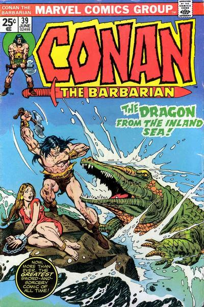 Conan the Barbarian Vol 1 39