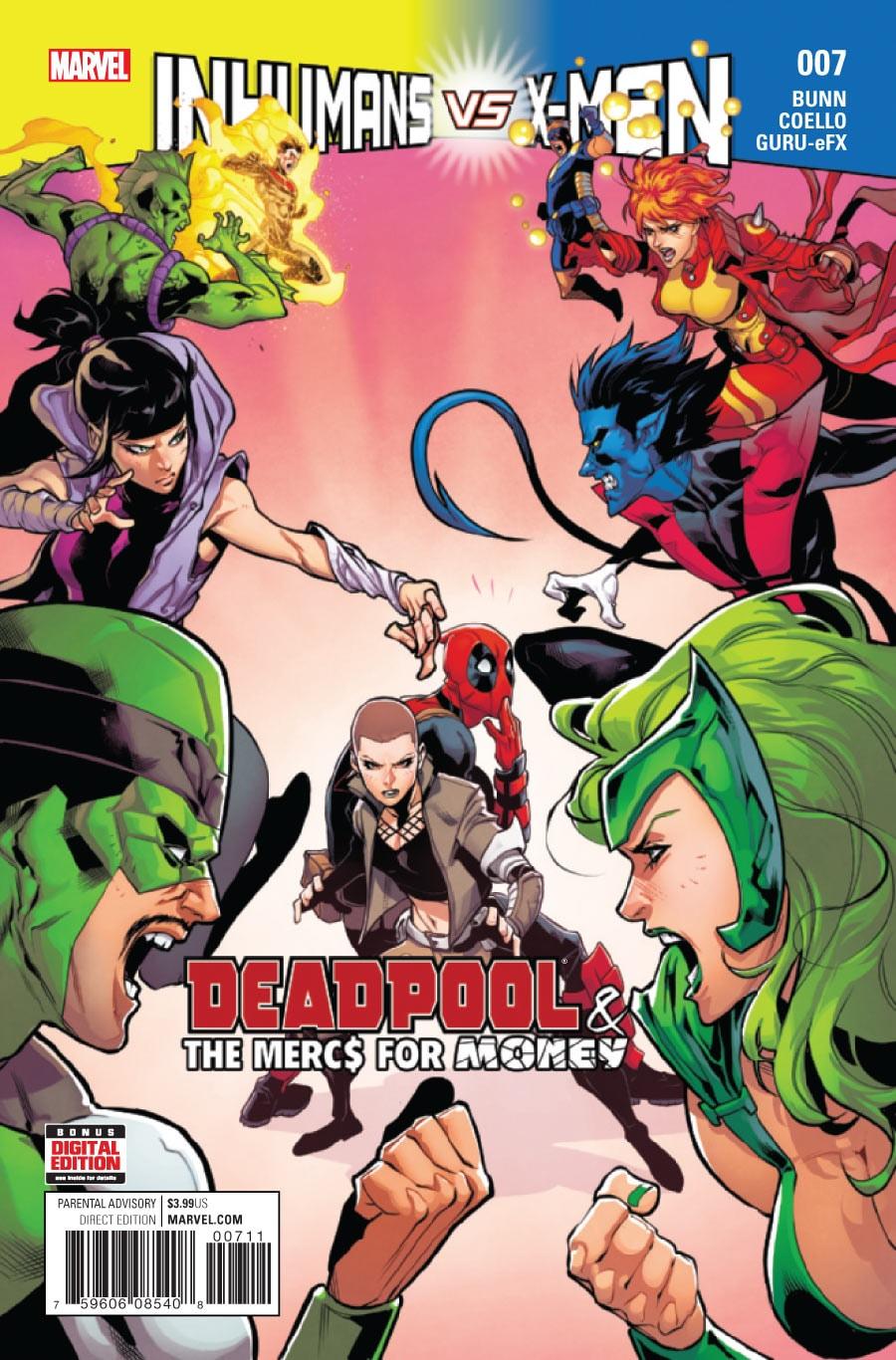 Deadpool & the Mercs for Money Vol 2 7