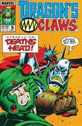 Dragon's Claws Vol 1 5