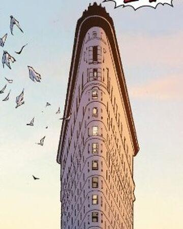 Flatiron Building from Amazing Spider-Man Vol 3 15 001.jpg