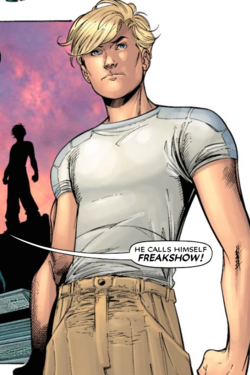 Freakshow (Earth-616) from Excalibur Vol 3 1.png