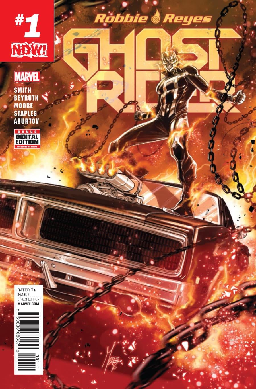 Ghost Rider Vol 8