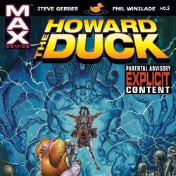 Howard the Duck Vol 3 5