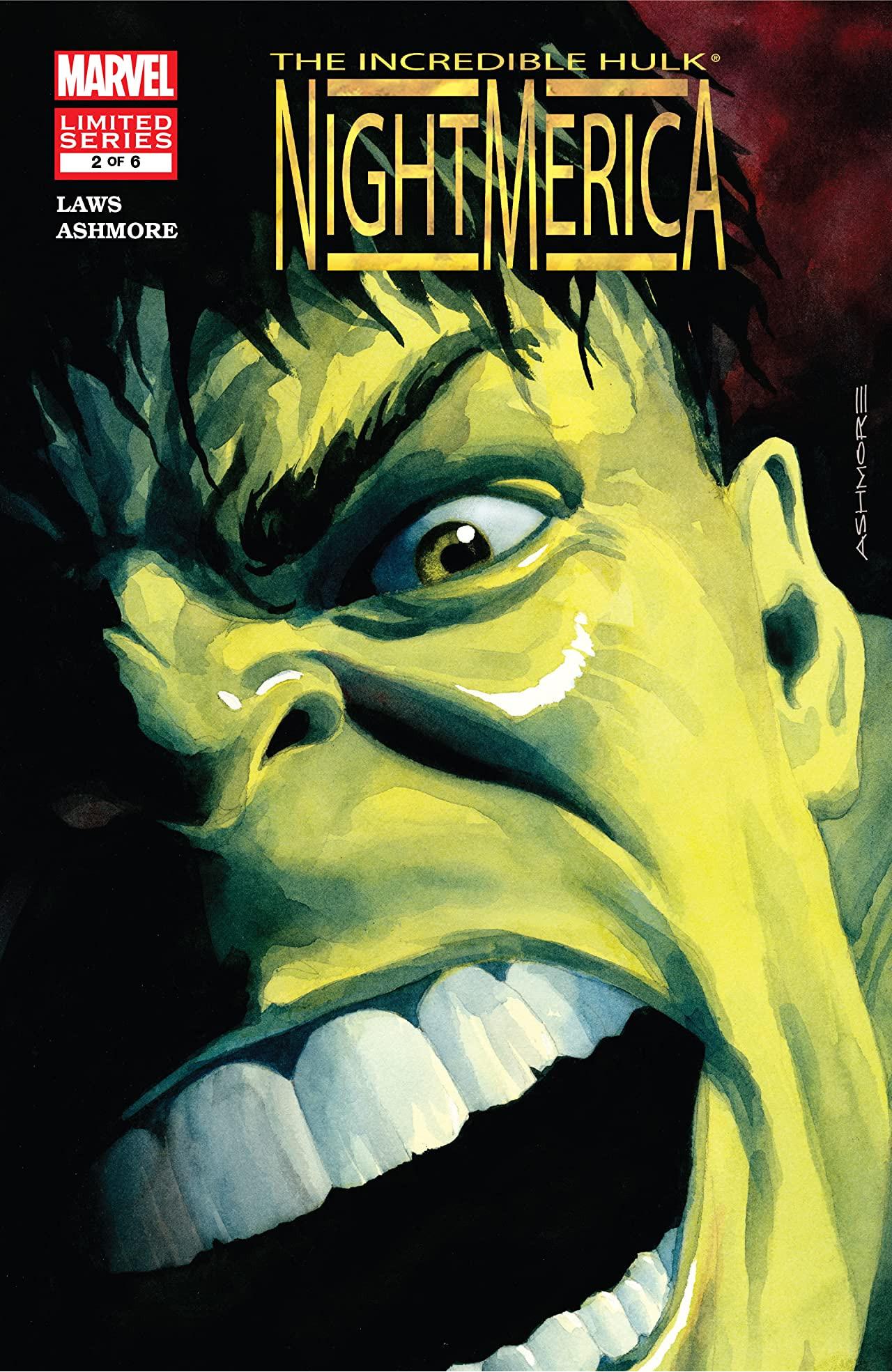 Hulk: Nightmerica Vol 1 2