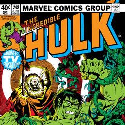 Incredible Hulk Vol 1 248