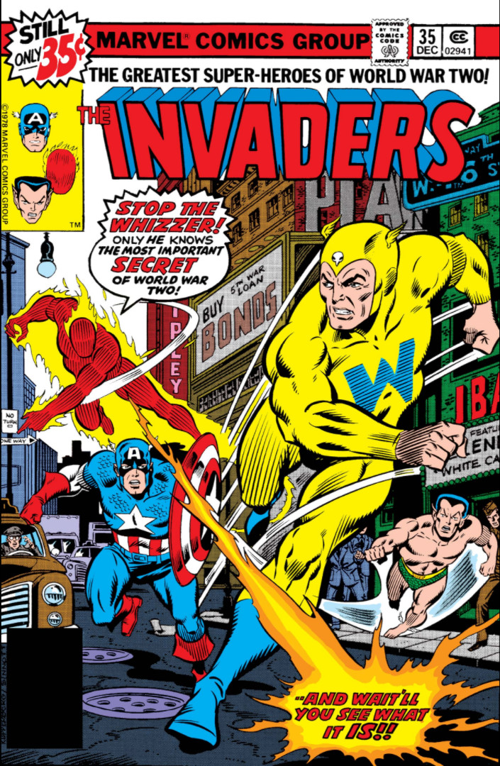 Invaders Vol 1 35