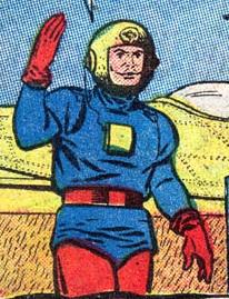 John Dixon (Earth-5106)