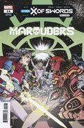 Marauders Vol 1 14 Hamner Variant