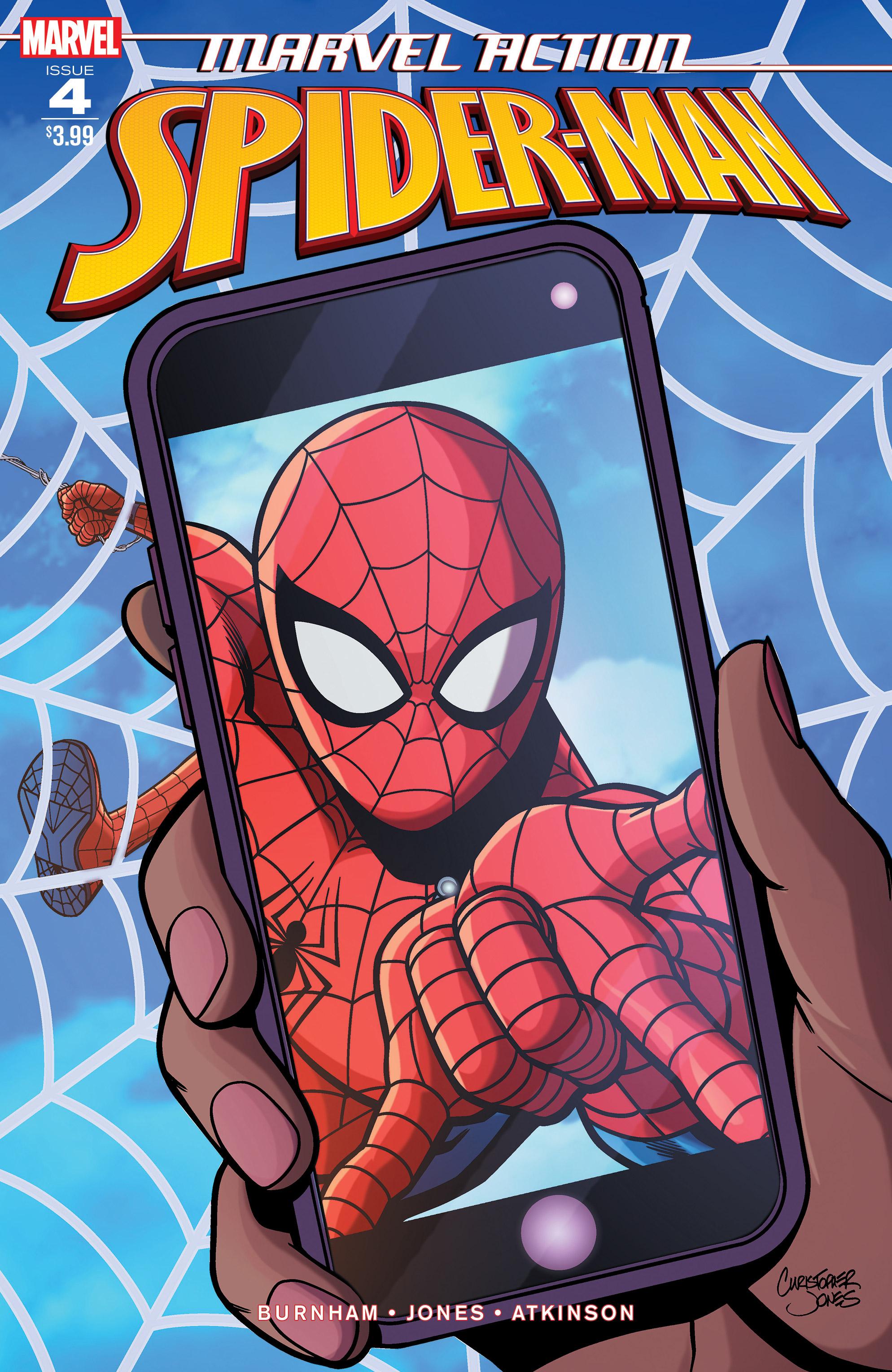 Marvel Action: Spider-Man Vol 1 4