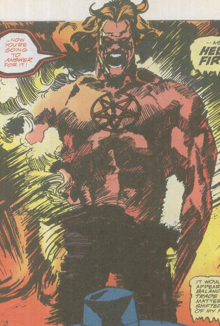Mikal Drakonmegas (Earth-616)