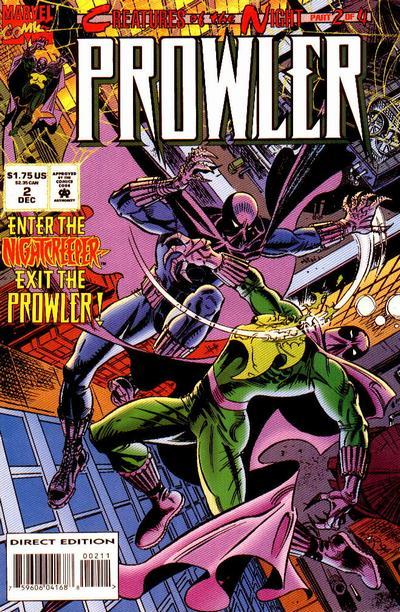 Prowler Vol 1 2