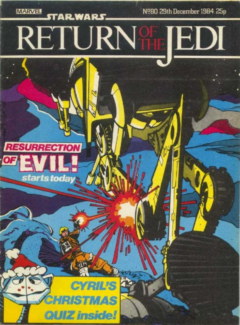 Return of the Jedi Weekly (UK) Vol 1 80