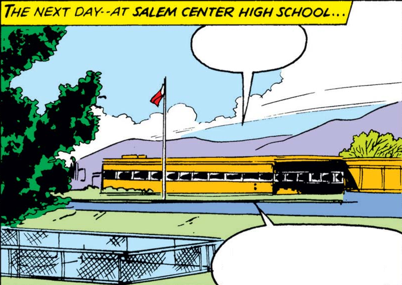 Salem Center High School