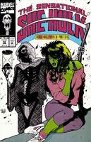 Sensational She-Hulk Vol 1 52