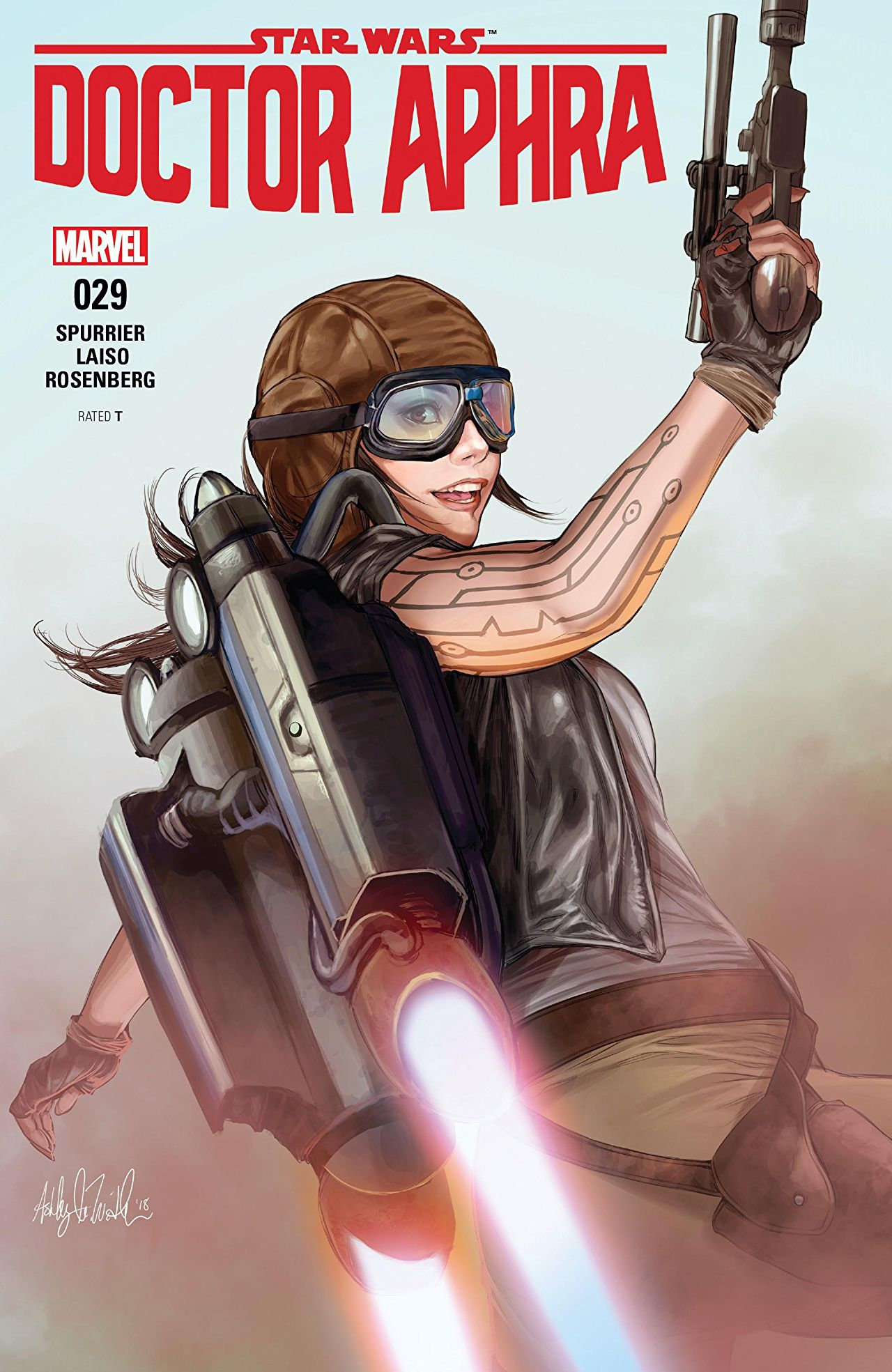 Star Wars: Doctor Aphra Vol 1 29