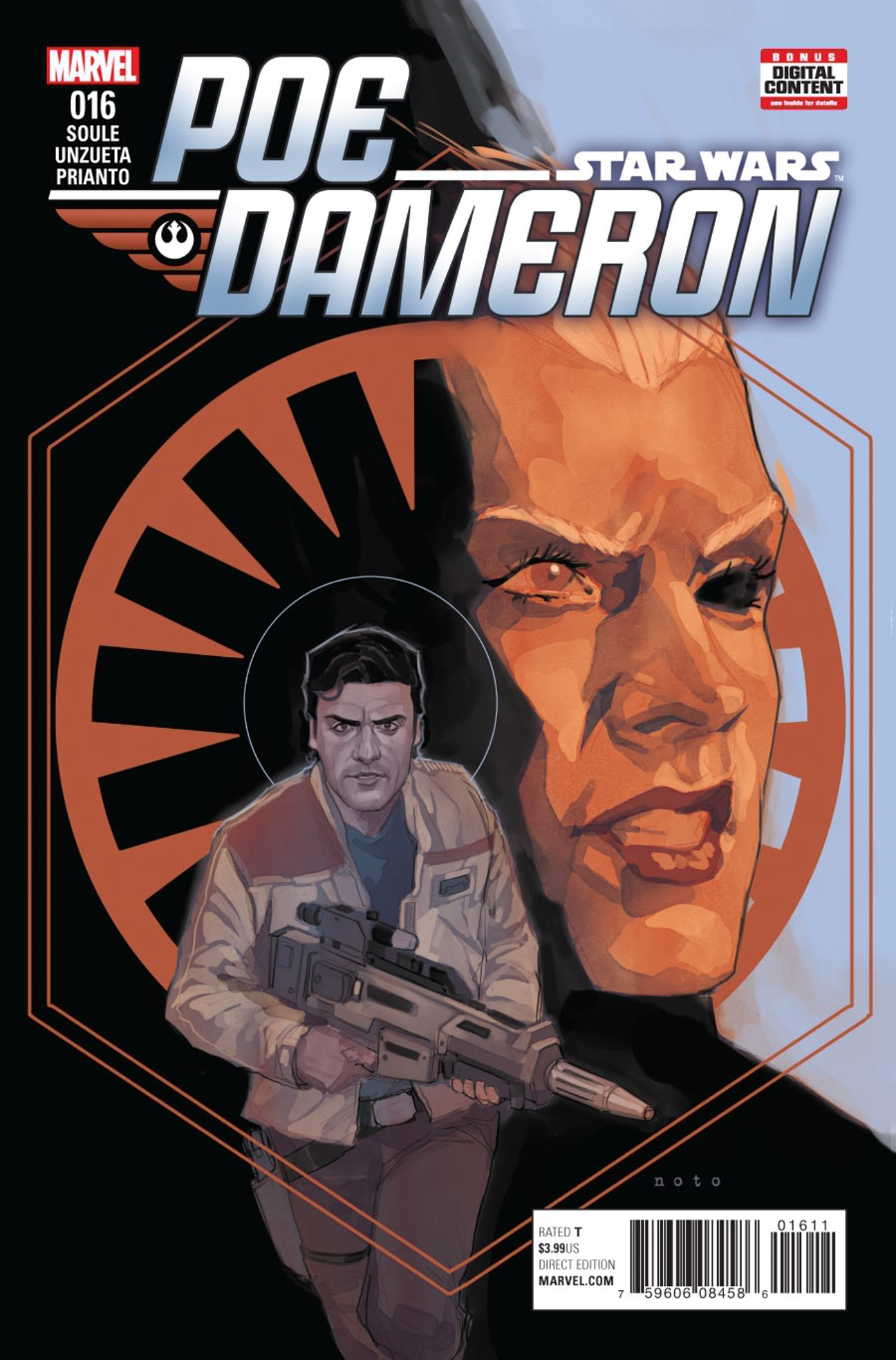 Star Wars: Poe Dameron Vol 1 16