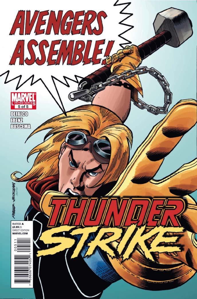 Thunderstrike Vol 2 5