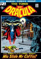 Tomb of Dracula Vol 1 2
