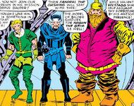 Warriors Three (Earth-841047)