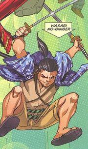 Wasabi-No Ginger (Earth-616) from Big Hero 6 Vol 1 1 0001.jpg