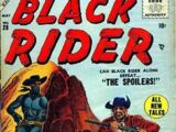 Western Tales of Black Rider Vol 1