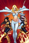 X-Men Vol 2 205 Textless Variant