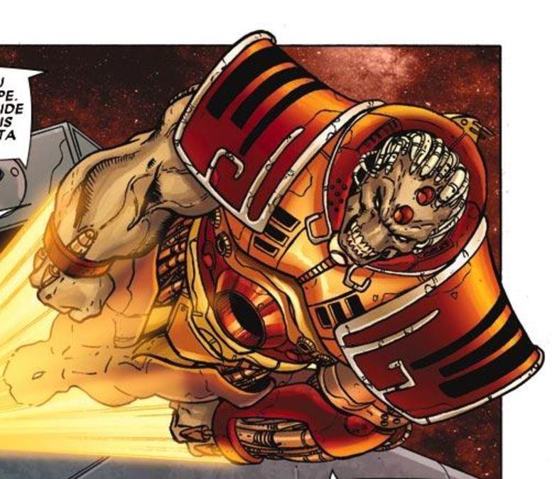 Alpha Ray (Earth-616)