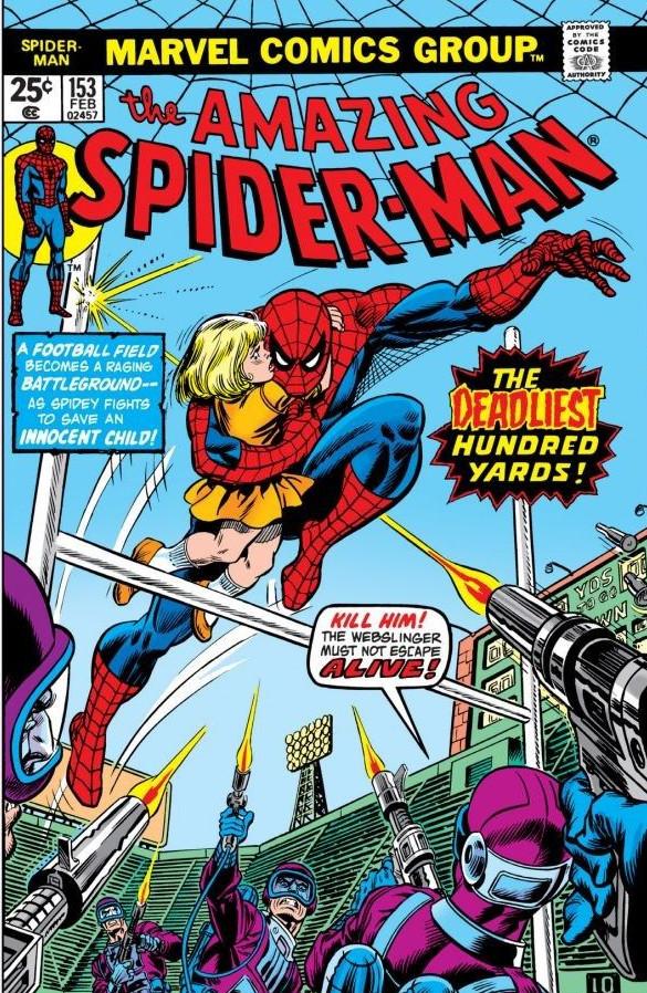 Amazing Spider-Man Vol 1 153