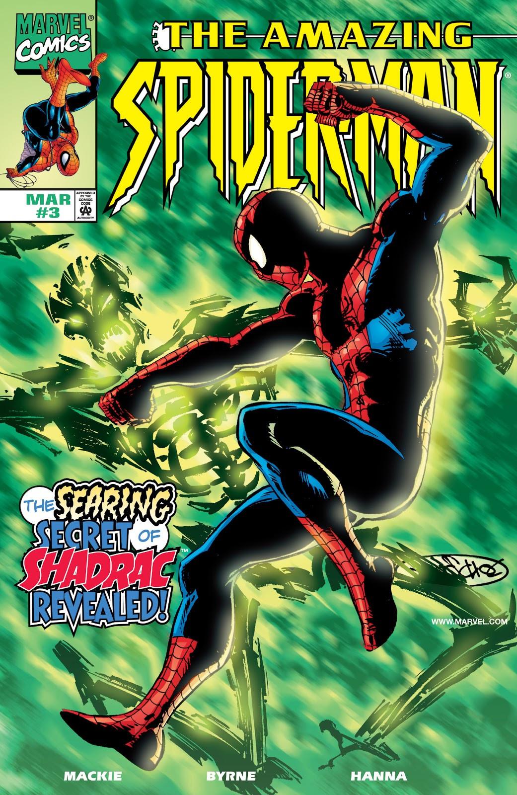 Amazing Spider-Man Vol 2 3