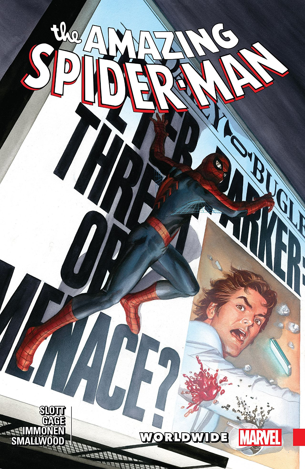 Amazing Spider-Man: Worldwide TPB Vol 1 7