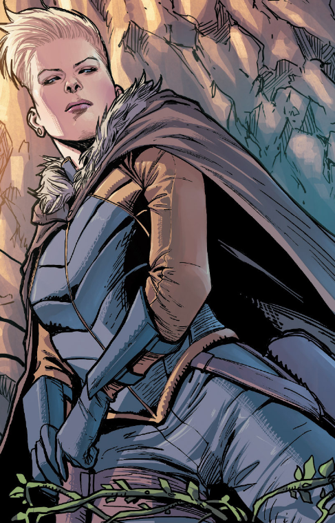 Anastasia Kravinoff (Earth-616)