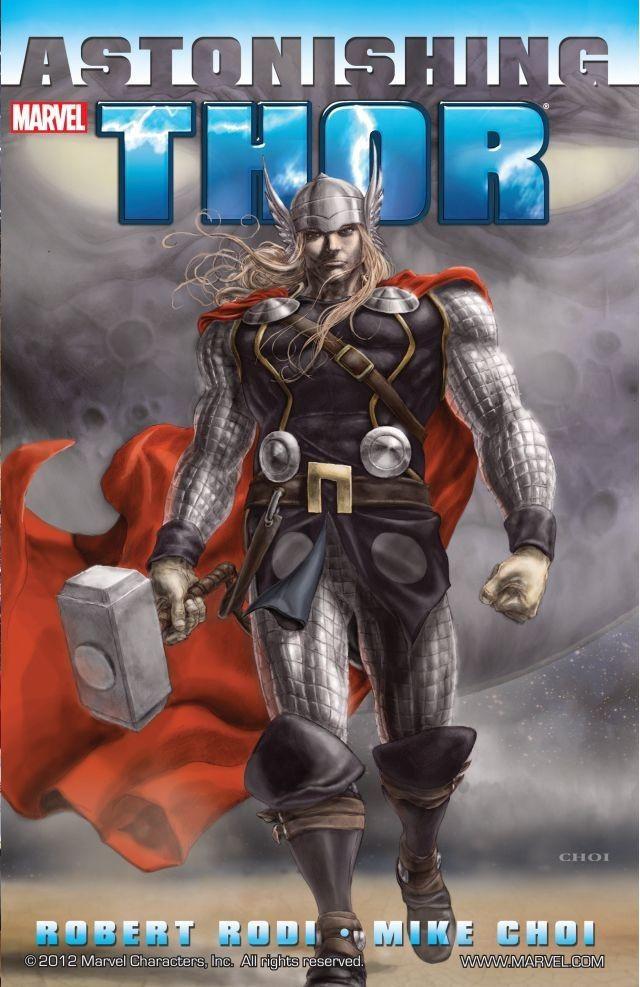 Astonishing Thor TPB Vol 1