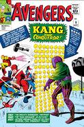 Avengers Vol 1 8