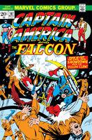 Captain America Vol 1 167