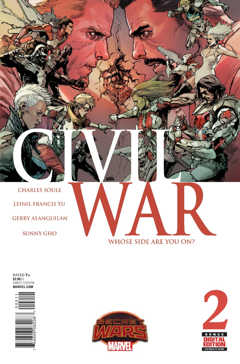 Civil War Vol 2 2