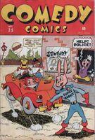 Comedy Comics Vol 1 25