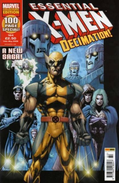 Essential X-Men Vol 1 164