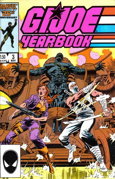 G.I. Joe: Yearbook Vol 1 3